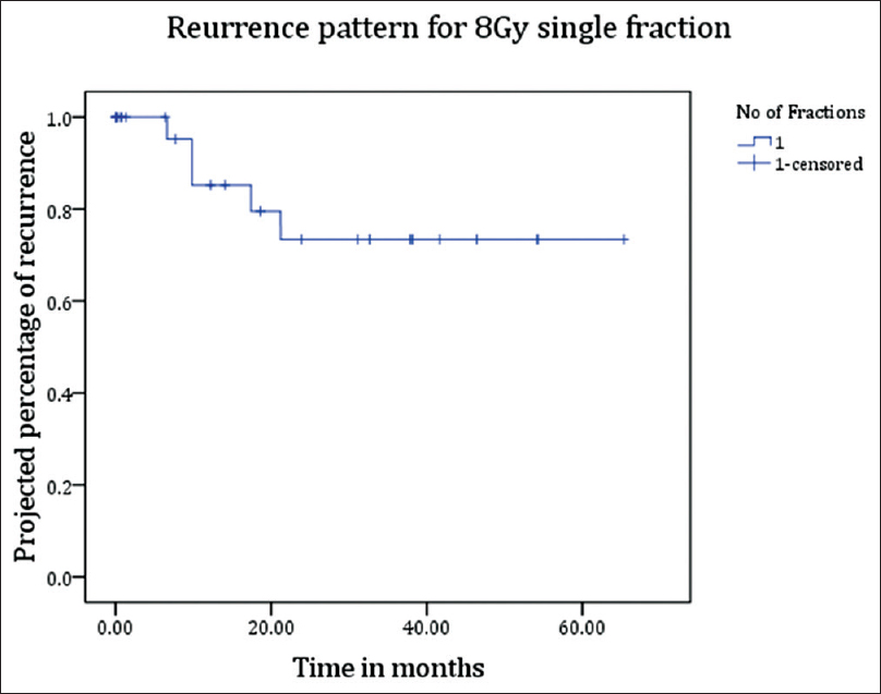 Single-fraction radiation: A promising adjuvant therapy to