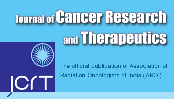 Journal of Cancer Research and Therapeutics